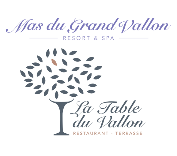 Le Mas du grand Vallon à Mougins
