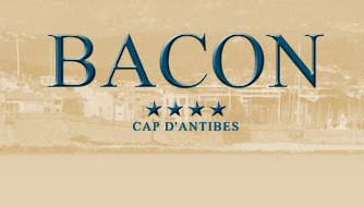 Restaurant de Bacon à Antibes